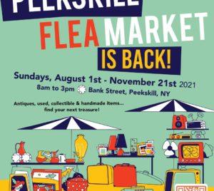 08-01-2021-Peekskill Flea Market