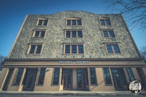 Peekskill Brewery Exterior